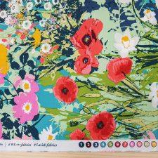 Telas de flores de Art Gallery Fabrics