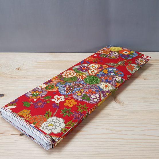 Tela japonesa de Kokka