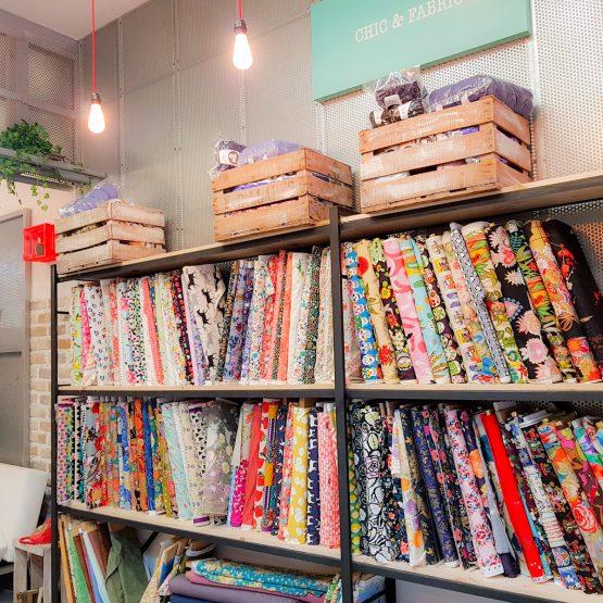 Tienda de telas estampadas donde comprar telas online