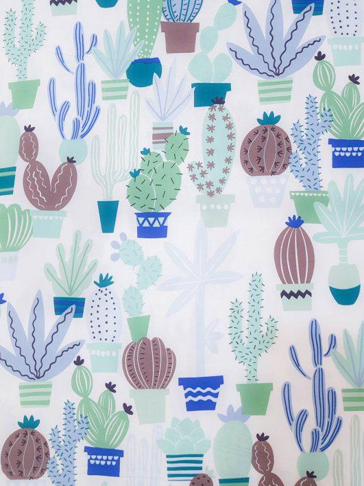 Tela de cactus de Alexander Henry Fabrics
