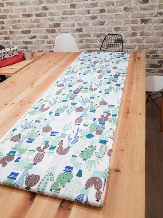 Tela de cactus de AH Fabrics