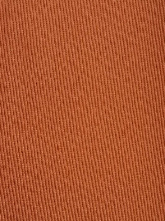 Loneta lisa rojo terracota