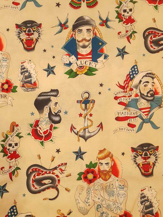 Alexander Henry Anchors Away Fabric
