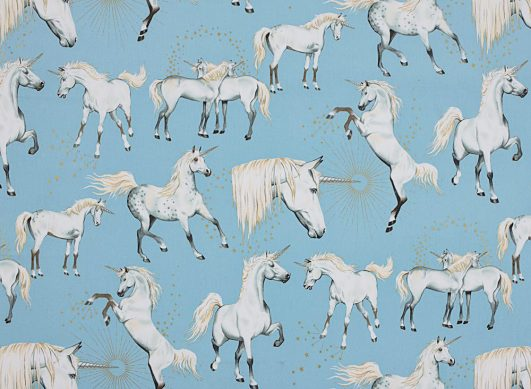 Tela de unicornios de Alexander Henry