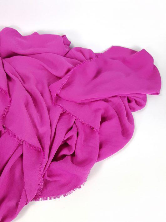 Viscosa color rosa fucsia