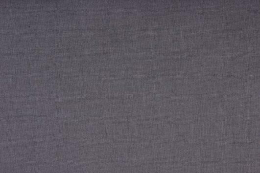 loneta de lino y algodon de color gris