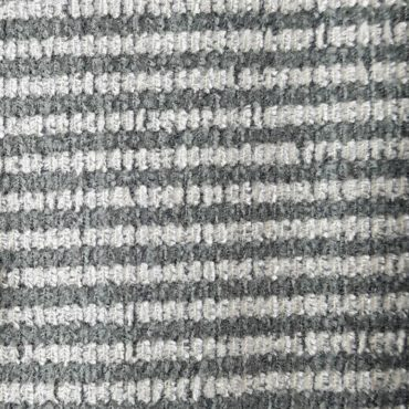 jaquard de rayas gris medio para tapizar y decorar