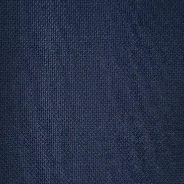 tessuto di lino blu scuro per imbottire divani