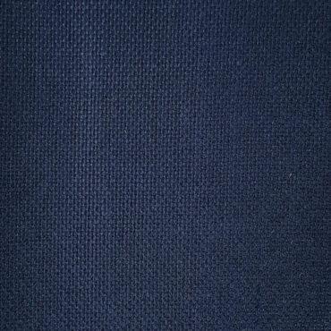 tejido de lino azul marino para tapizar sofás