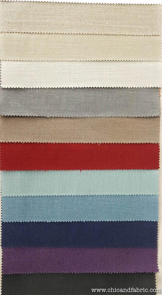 tessuti di lino per divani imbottiti