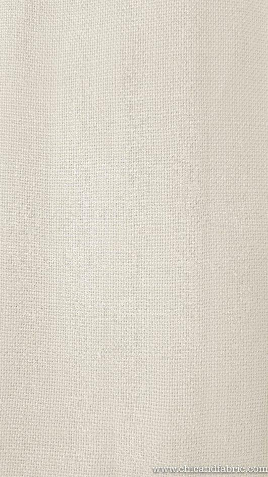 Lino 100% para cortinas y visillos en color arenisca - natural