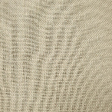 Lino 100% para cortinas y visillos en color siena cálido
