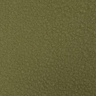 paño de rizo de lana, color verde militar