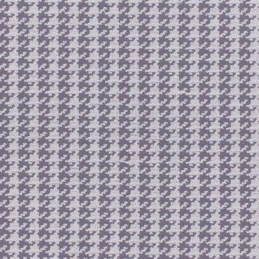 jacquard estampado de pata de gallo en gris para tapicería