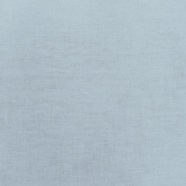 Visillo de lino 100% fino de 2,80m en azul claro translúcido