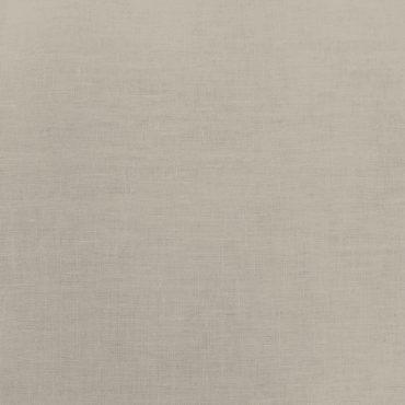 Tenda trasparente 100% in lino pregiato di 2,80m in colore naturale traslucido