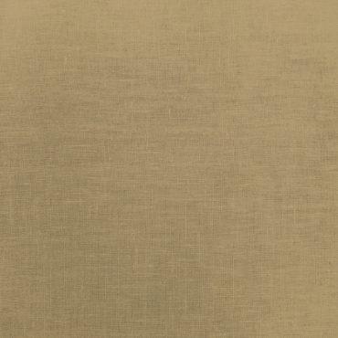 Tenda trasparente 100% in lino pregiato di 2,80m in colore ocra traslucido